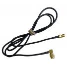 Cable de antena GPS 1m para moto/quad